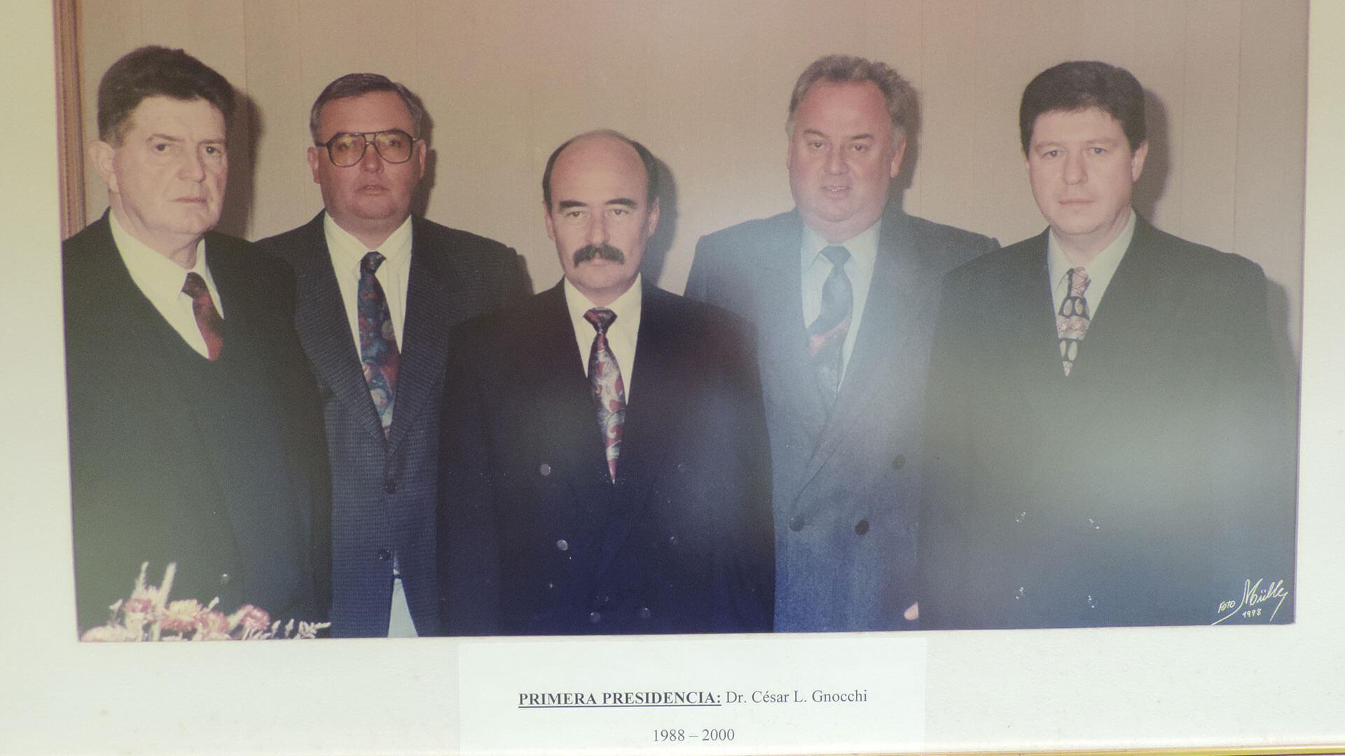 Primera Presidencia