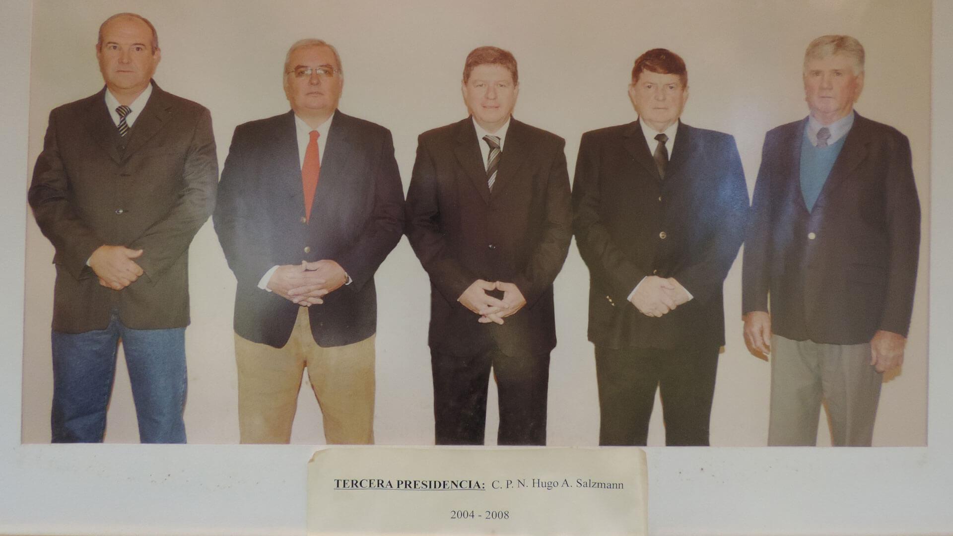 Tercera Presidencia